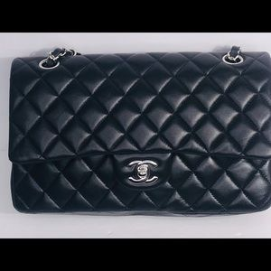 Chanel LAMBSKIN Quilted Bag